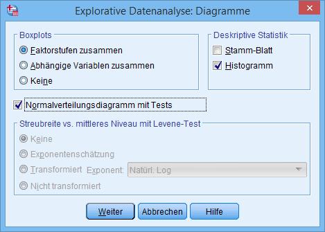 Korrelation: Explorative Datenanalyse (Diagramme, ausgefüllt)